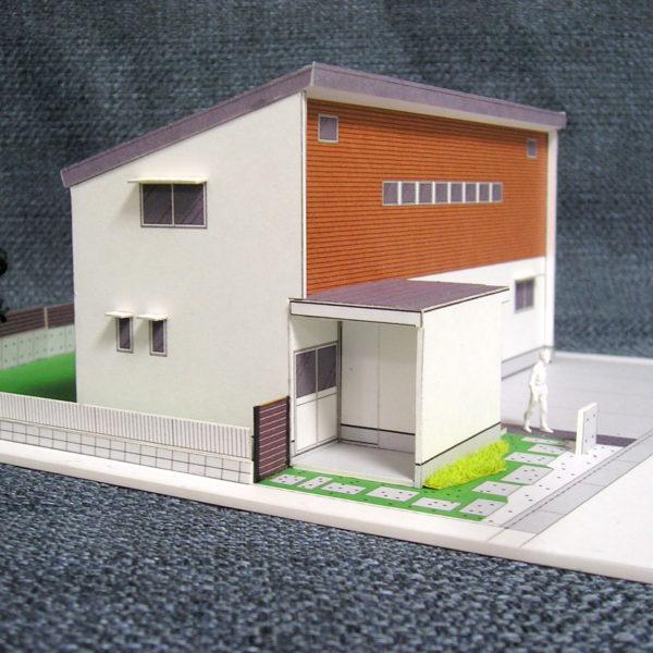 シアタールームがある住宅